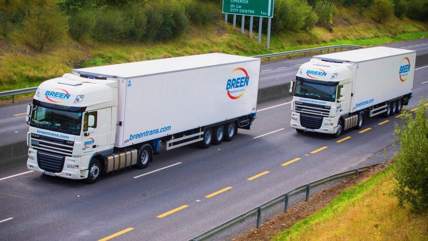 Международен товарен транспорт | БТР България ЕООД